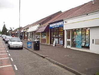 Newton Mearns - Ayr Road Shops