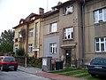 Břevnov, Petřiny, Polní 3 a 1.jpg