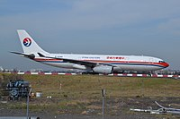 B-6099 - A332 - China Eastern Airlines