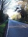 B3081 past Squirrel's Corner - geograph.org.uk - 294525.jpg