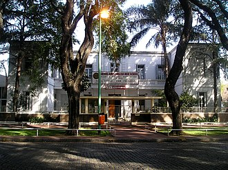 Buenos Aires English High School - The BAEHS building, in the Belgrano neighbourhood of Buenos Aires.