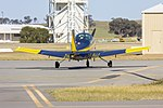 BAE Systems Australia (VH-PGH) New Zealand Aerospace CT-4A Airtrainer at Wagga Wagga Airport.jpg