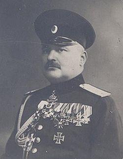 Генерал от пехотата Никола Петков Бакърджиев