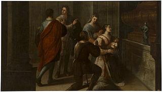 Sant Dídac ressuscita dos nens