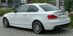 BMW 1 Series - E82 2-door coupe