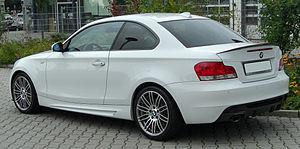 BMW 1 Series - E82 2-door coupe