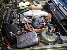 Early M20 Engine With K Jetronic