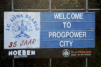 ProgPower Europe - Image: Baarlo The Prog Power City