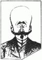 Babić-Gjalski (karikatur) 1907 Hrvatska smotra.png