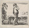 Bacchus, from 'Game of Mythology' (Jeu de la Mythologie) MET DP831087.jpg