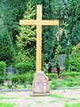 Bad Doberan Friedhof Gedenkstaette Zweiter Weltkrieg 2011-08-31.jpg