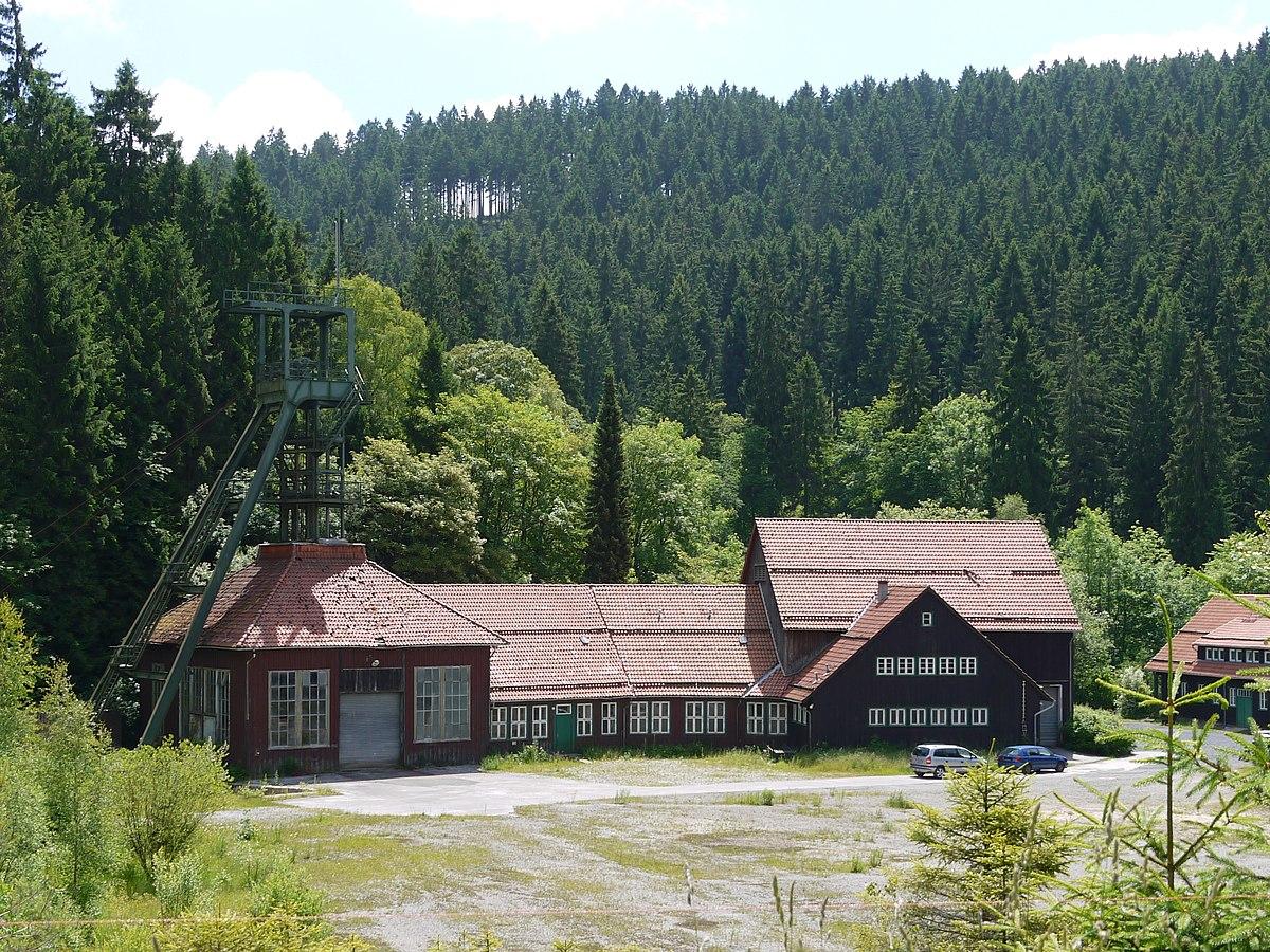Buchenrode Harz
