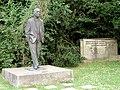 Bad Saarow - Denkmal für Johannes R. Becher - panoramio.jpg