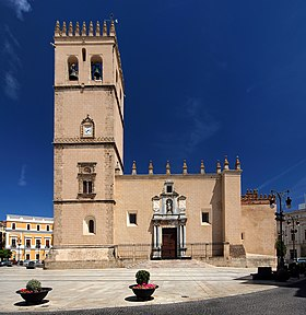 Image illustrative de l'article Cathédrale de Badajoz