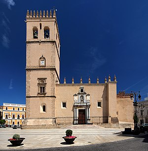 Badajoz Cathedral - Badajoz Cathedral