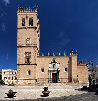Roman Catholic Archdiocese of Mérida-Badajoz - Badajoz Cathedral