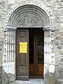 Bagnères-de-Luchon chapelle Barcugnas portail.JPG