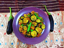 List of eggplant dishes wikipedia list of eggplant dishes forumfinder Gallery