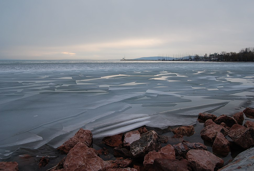 Balaton in winter (1)
