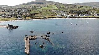 Ballinskelligs Area in western County Kerry, Ireland