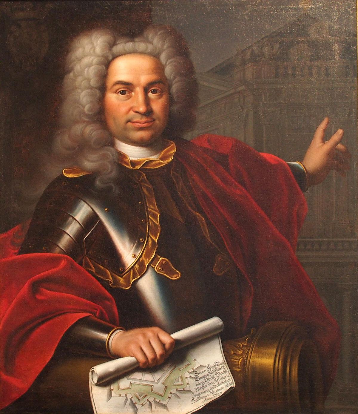 About: Balthasar Neumann