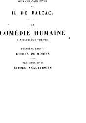 Honoré de Balzac: Œuvres complètes