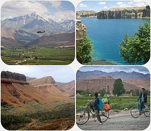Bamyan Province - Various places in Bamyan province