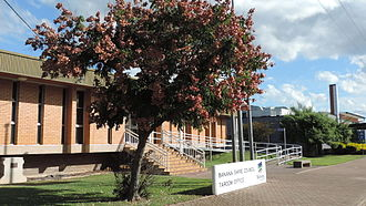 Taroom - Banana Shire Council offices, Taroom, 2014