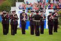 Band Play National Anthem (4868076799).jpg