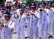 Banda Municipal de San Carlos en celebración del Día de la Cultura (1286733540) 2010-10-10 Quesada, Alajuela, Costa Rica.jpg