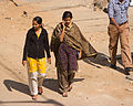 Bangalore woman on phone November 2011 -6-3.jpg