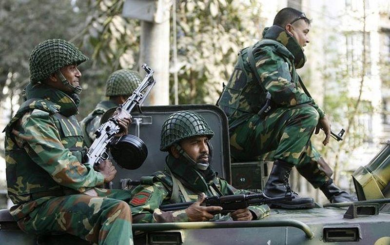 File:Bangladeshi soldiers on a BTR-80 APC.jpg