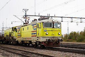 SJ Rc - Image: Banverket rc