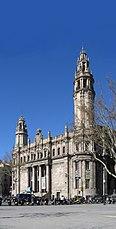Edificio de Correos, Barcelona (1914-1927)