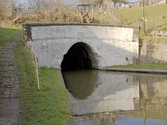 Barnton tunnel east entrance.jpg