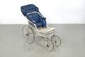 Barnvagn, snett framifrån - Livrustkammaren - 82394.tif