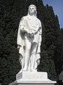 Barry Sullivan as Hamlet statue.jpg