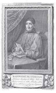 Bartolomé Carranza Roman Catholic archbishop