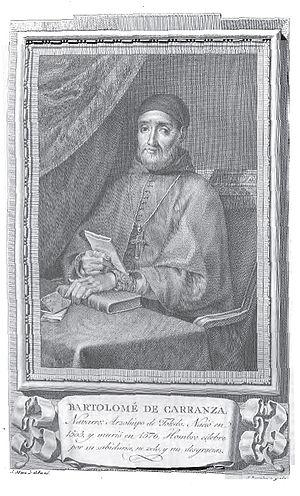 Carranza, Bartolomé de
