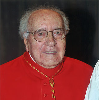 Domenico Bartolucci Roman Catholic cardinal