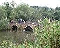 Barton Park Packhorse Bridge - geograph.org.uk - 942621.jpg