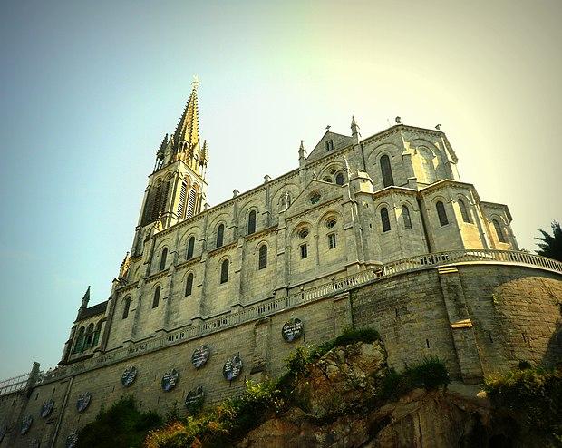 Monument historique à Lourdes