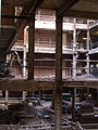 Baskerville House, Birmingham - during 2005 rebuild - Andy Mabbett - 01.JPG