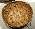 Basket bowl, Western Shoshone - Oakland Museum of California - DSC05022.JPG