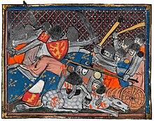La Battaglia degli speroni d'oro.