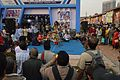 Baul Song Performance - West Bengal Pavilion - 41st International Kolkata Book Fair - Milan Mela Complex - Kolkata 2017-02-04 5162.JPG