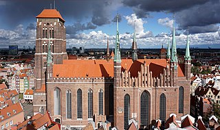 St. Marys Church, Gdańsk church building in Gdańsk, Poland