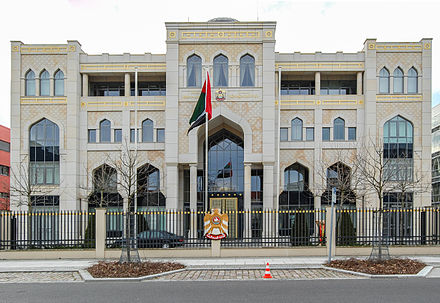 Embassy of the United Arab Emirates in Berlin Be Embassy of UAE 03.jpg