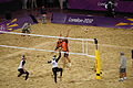 Beach volleyball at the 2012 Summer Olympics (7925323358).jpg