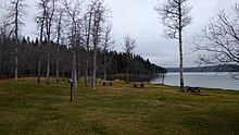 Beatton Provincial Park Picnic Area